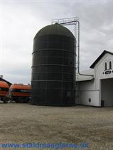 Gastæt silo brugt